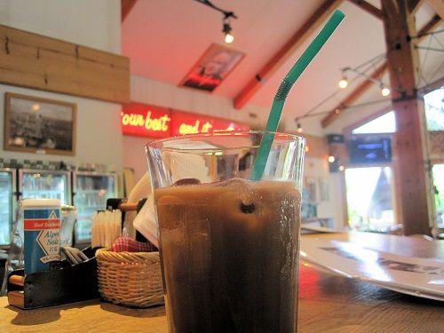 ロックアイスコーヒー