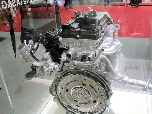 16ミラージュエンジン