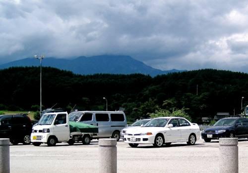 28八ヶ岳SA景色