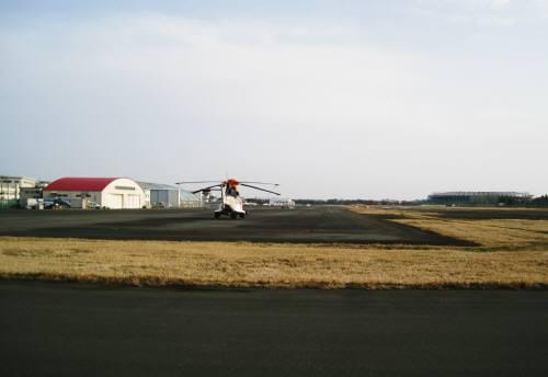 13調布飛行場
