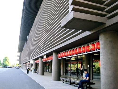 22国立劇場全景