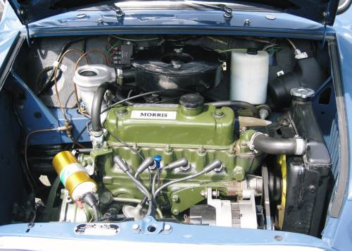 19ミニエンジン