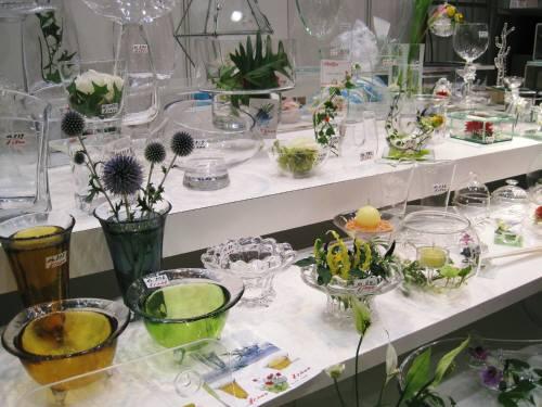 06ガラス花器