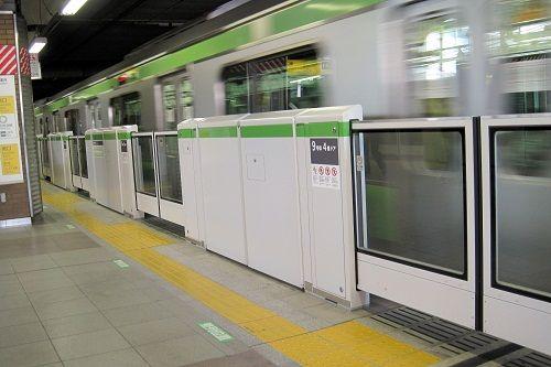 02恵比寿駅ホーム