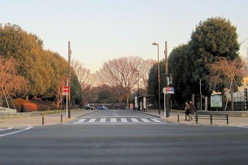 19武蔵境9植物園入り口