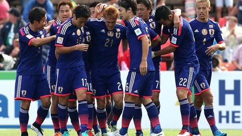 日本代表、アジアカップ初戦を4-0で快勝 海外の反応
