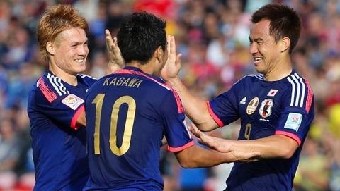 日本対イラク マッチプレビュー 海外の反応