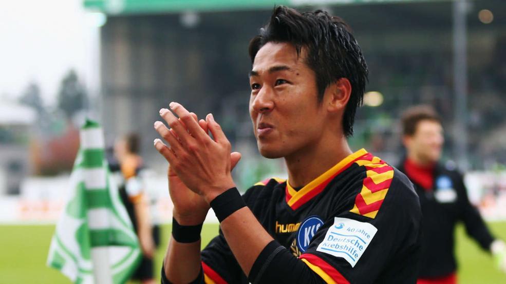 調子を上げてきた山田大記をドイツ紙が絶賛 海外の反応 : つれ ...