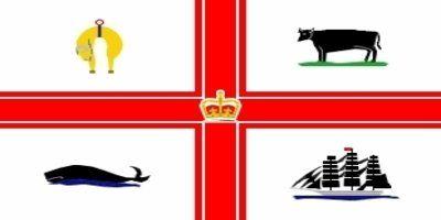 市旗:メルボルン