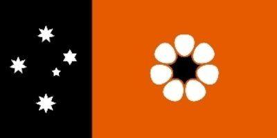 準州旗:ノーザン・テリトリー