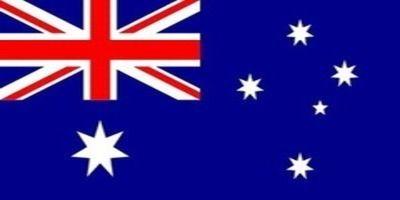 国旗:オーストラリア