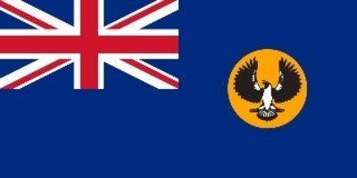 州旗:南オーストラリア州