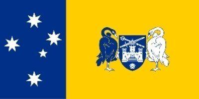 市旗:キャンベラ
