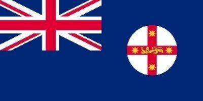 州旗:ニュー・サウス・ウエールズ州