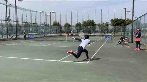 リターン練習メニューその①200キロサーブ!【亜細亜大学テニス部-EVER UPWARD!】