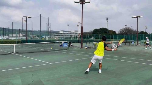 練習メニュー!!【亜細亜大学テニス部-EVER UPWARD!】