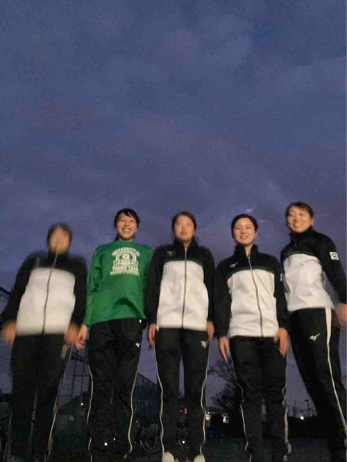 今日の写真!!【亜細亜大学テニス部-EVER UPWARD!】