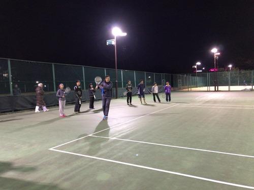 チャリティークリニック(フォアハンド編)について。【亜細亜大学テニス部-EVER UPWARD!】