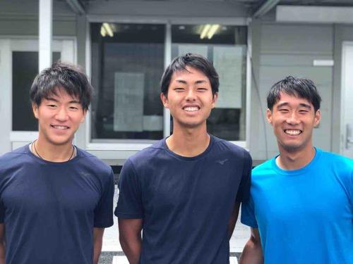 〈男子〉2019年度関東学生テニストーナメント大会の案内・OP【亜細亜大学テニス部-EVER UPWARD!】
