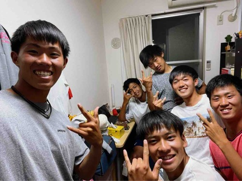 happy birthday!!!【亜細亜大学テニス部-EVER UPWARD!】