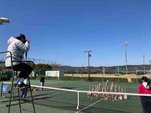 テニス部日常【亜細亜大学テニス部-EVER UPWARD!】