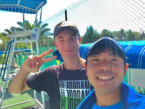 亜大OB高見澤岳飛選手のチュニジア遠征記録~【亜細亜大学テニス部-EVER UPWARD!】