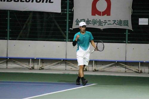 選手紹介【亜細亜大学テニス部-EVER UPWARD!】