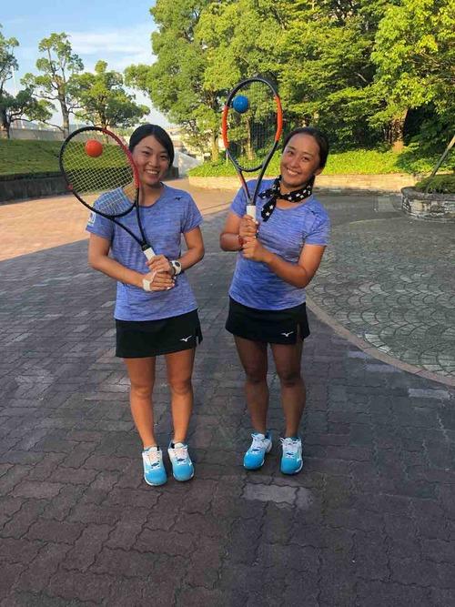 〈男女〉2019年度全日本学生テニス選手権大会完全記録・8/9のOP【亜細亜大学テニス部-EVER UPWARD!】