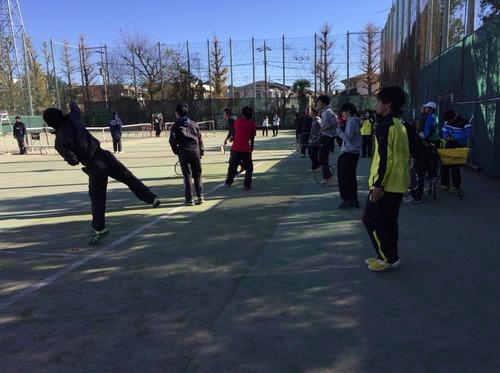 都立高校の強化練習会について。【亜細亜大学テニス部-EVER UPWARD!】