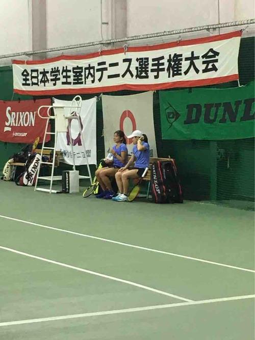 〈男女〉2019年度全日本学生室内テニス選手権大会 完全記録【亜細亜大学テニス部-EVER UPWARD!】
