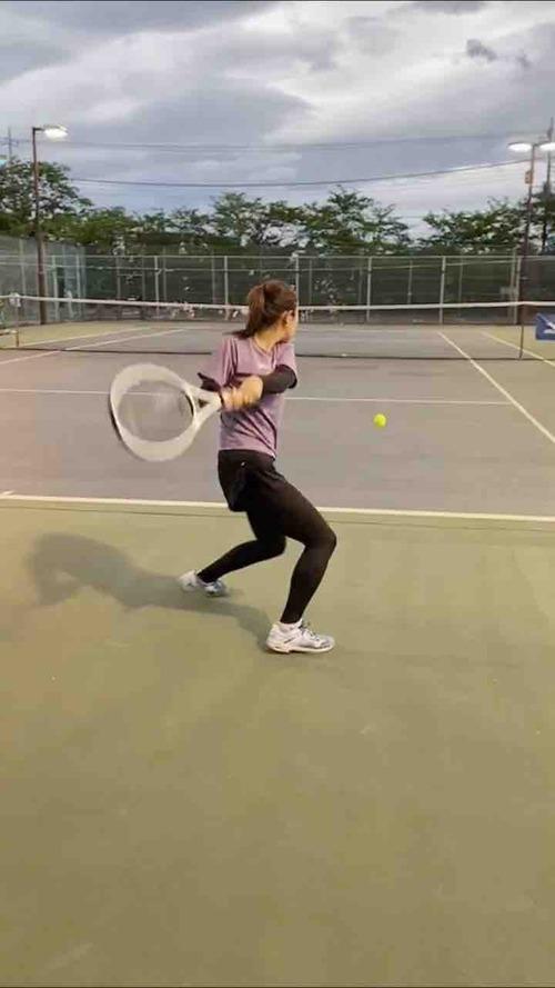 女子練習メニュー!【亜細亜大学テニス部-EVER UPWARD!】