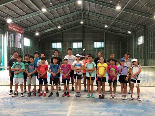 <男女>インカレ@岐阜インターナショナルテニスクラブにて【亜細亜大学テニス部-EVER UPWARD!】