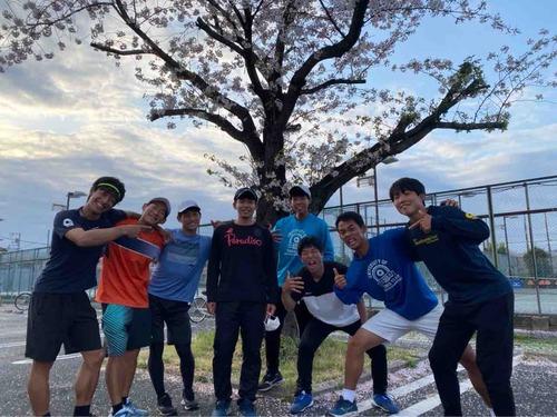 テニス部日常編【亜細亜大学テニス部-EVER UPWARD!】