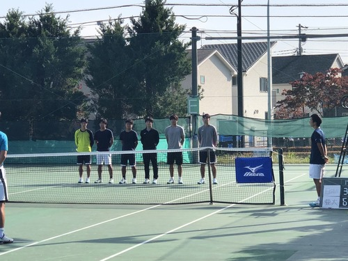 〈男子〉第30回関東学生対抗テニス選手権大会 完全記録 【亜細亜大学テニス部-EVER UPWARD!】