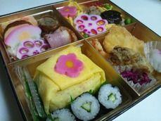 銀座 萌黄亭のお弁当