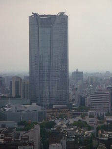 六本木ヒルズ 森タワー