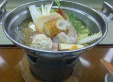 青巒荘 料理