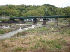 身延線 鉄橋