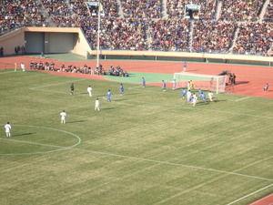 国立競技場 高校サッカー 決勝