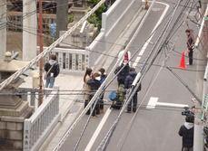 ハンチョウ 警視庁安積班 シリーズ6 第8話 ロケ