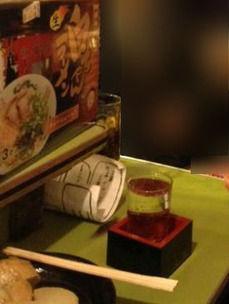 中洲屋台 白ちゃんラーメン