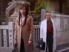 結城 沙緒里と水沢圭次郎