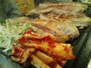 韓国料理 焼肉 じょあじょあ