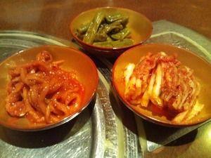縁香館 エンシャンカン 韓国料理