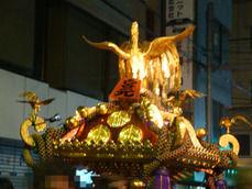 神輿の鳳凰