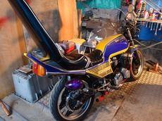 HONDA CBX400FⅡ
