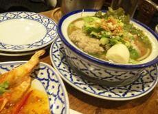 タイ国料理