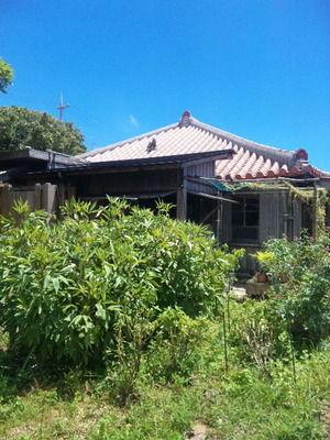 沖縄家屋 重要文化財