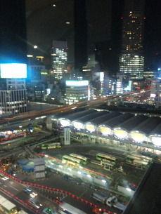 渋谷ヒカリエから望む
