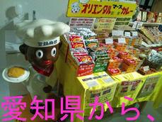 愛知県から、